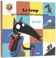 Couverture Le Loup qui escaladait les montagnes Editions Auzou  (Grand format) 2018