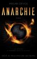 Couverture Anarchie, tome 1 Editions JC Lattès 2018