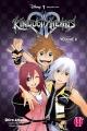 Couverture Kingdom Hearts II, intégrale, tome 4 Editions Nobi nobi ! 2018
