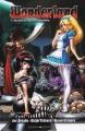 Couverture Wonderland, tome 2 : Au-delà du Pays des Merveilles Editions Graph Zeppelin 2018