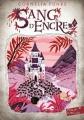 Couverture Coeur d'encre, tome 2 : Sang d'encre Editions Folio  (Junior) 2018