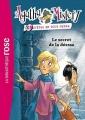 Couverture Agatha Mistery : Enquêtes en tout genre, tome 1 : Le secret de la déesse Editions Hachette (Bibliothèque rose) 2012