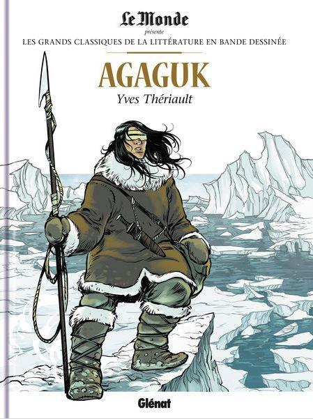 Couverture Agaguk