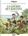Couverture La guerre des boutons (BD) Editions Glénat 2018