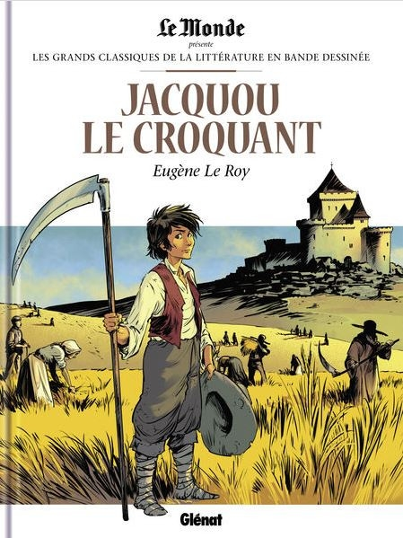 Couverture Jacquou le croquant (BD)