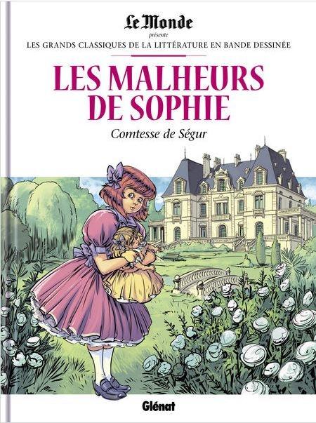 Couverture Les malheurs de Sophie (BD)