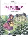 Couverture Les malheurs de Sophie (BD) Editions Glénat 2018