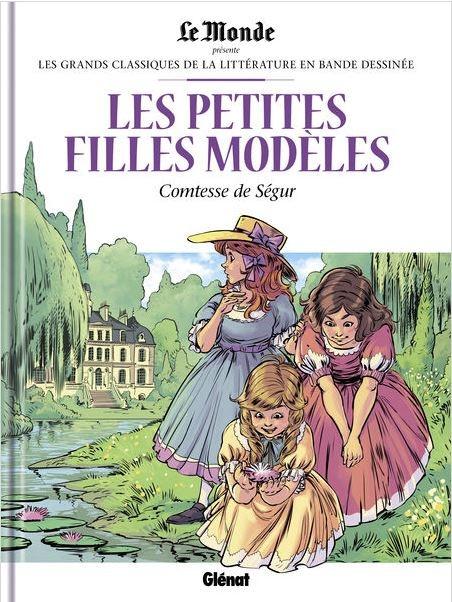 Couverture Les petites filles modèles (BD)