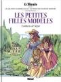 Couverture Les petites filles modèles (BD) Editions Glénat 2018