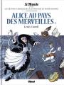 Couverture Alice au pays des merveilles (BD), tome 1 Editions Glénat 2018