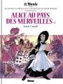 Couverture Alice au pays des merveilles (BD), tome 2 Editions Glénat 2018