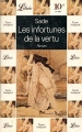 Couverture Les infortunes de la vertu Editions Librio 1997