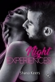 Couverture Night Experiences Editions Autoédité 2018