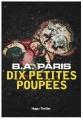 Couverture Dix petites poupées Editions Hugo & cie (Thriller) 2019