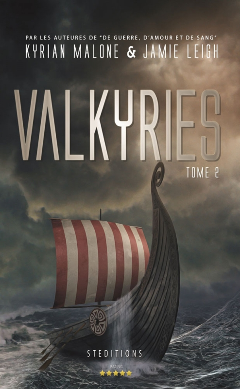 Couverture Valkyries, tome 2