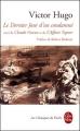 Couverture Le Dernier Jour d'un condamné Editions Le Livre de Poche (Les Classiques de Poche) 1989