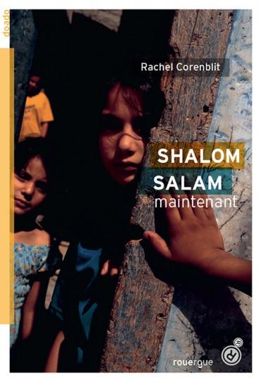 Couverture Shalom Salam maintenant
