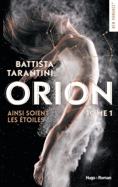 Couverture Orion, tome 1 : Ainsi soient les étoiles