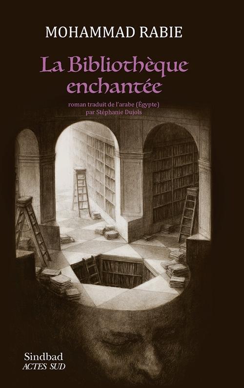 Couverture La Bibliothèque enchantée