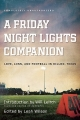 Couverture A Friday Night Lights Companion Editions Smart Pop 2011