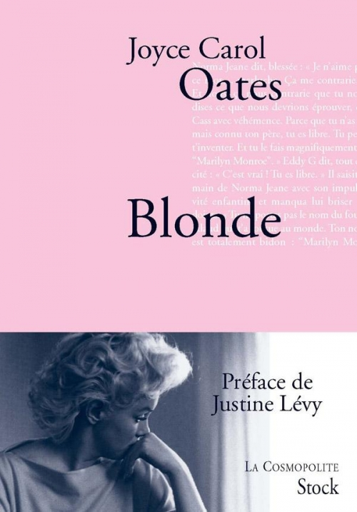 Couverture Blonde