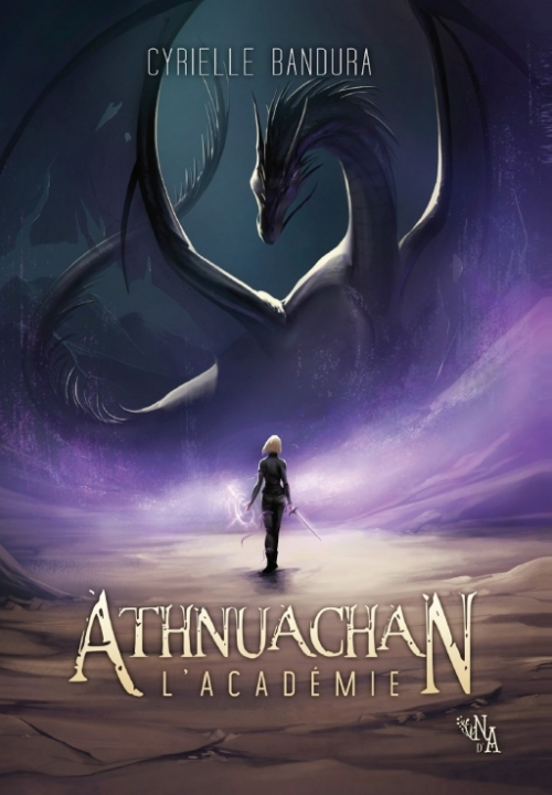 Couverture Athnuachan : L'académie