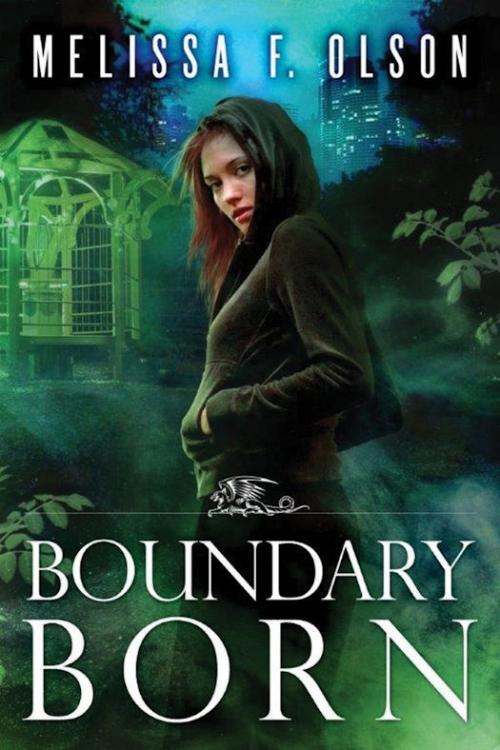 Couverture Boundary Magic, book 3: Boundary Born