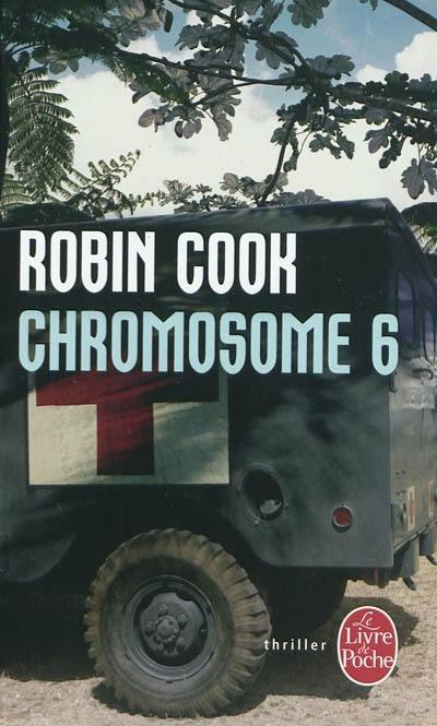 Couverture Chromosome 6