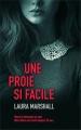 Couverture Une proie si facile Editions France Loisirs 2018