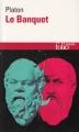 Couverture Le banquet Editions Folio  (Essais) 1988