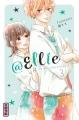 Couverture @Ellie : #je n'ai pas de petit ami, tome 3 Editions Kana (Shôjo) 2019