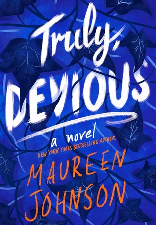 Couverture Truly Devious, book 1