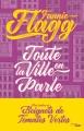 Couverture Toute la ville en parle Editions Cherche Midi 2019