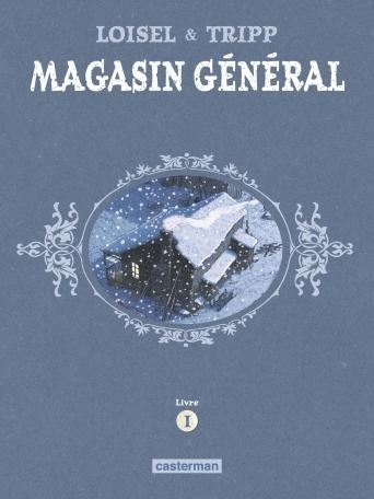 Couverture Magasin général, intégrale, tome 1