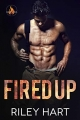 Couverture Fever Falls, book 1: Fired Up Editions CreateSpace 2019