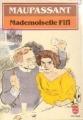 Couverture Mademoiselle Fifi Editions Le Livre de Poche 1983