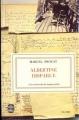 Couverture Albertine disparue Editions Le Livre de Poche 1967