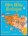 Couverture Mon Atlas Bretagne Editions Ouest-France 2016
