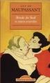 Couverture Boule de Suif et autres nouvelles Editions Maxi Poche (Classiques français) 1998