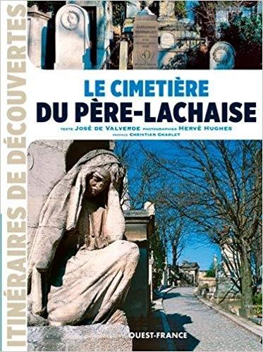 Couverture Le cimetière du Père-Lachaise