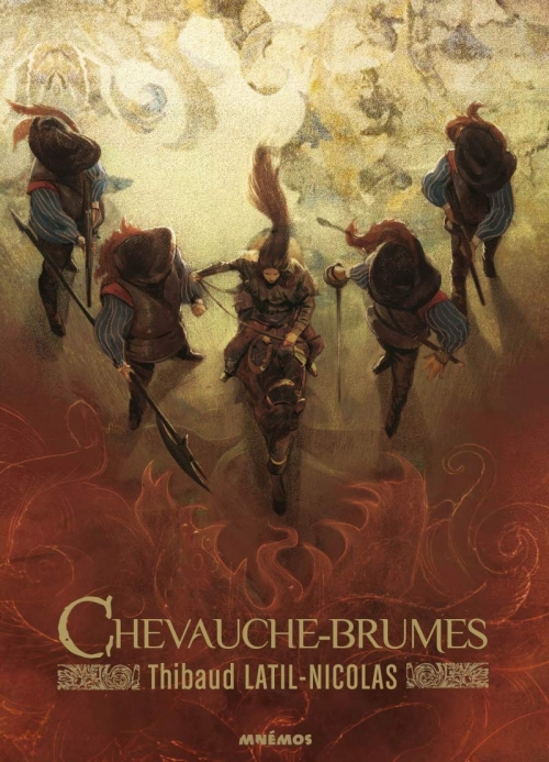 Couverture Chevauche-brumes