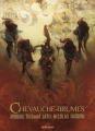 Couverture Chevauche-brumes, tome 1 Editions Mnémos (Icares) 2019