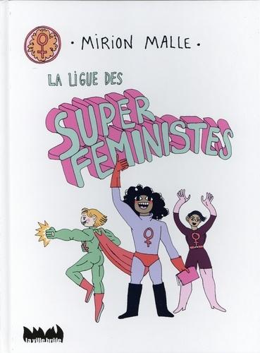 Couverture La ligue des super féministes