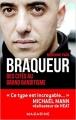 Couverture Braqueur : Des cités au grand banditisme Editions Mazarine 2016