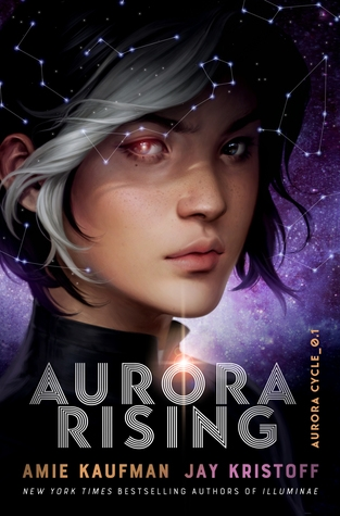 Couverture Aurora Cycle, book 1: Aurora Rising
