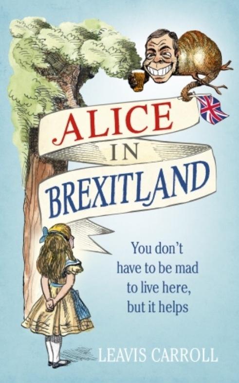 Couverture Alice in Brexitland