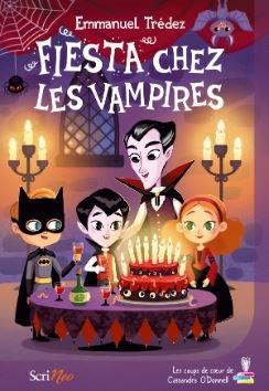 Couverture Fiesta chez les Vampires