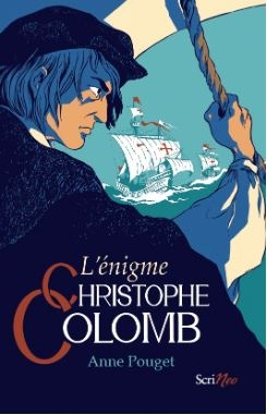 Couverture L'énigme Christophe Colomb
