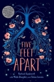 Couverture À cinq pieds de toi / Five feet apart Editions Simon & Schuster (Books for Young Readers) 2018