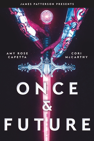 Couverture Once & Future, book 1